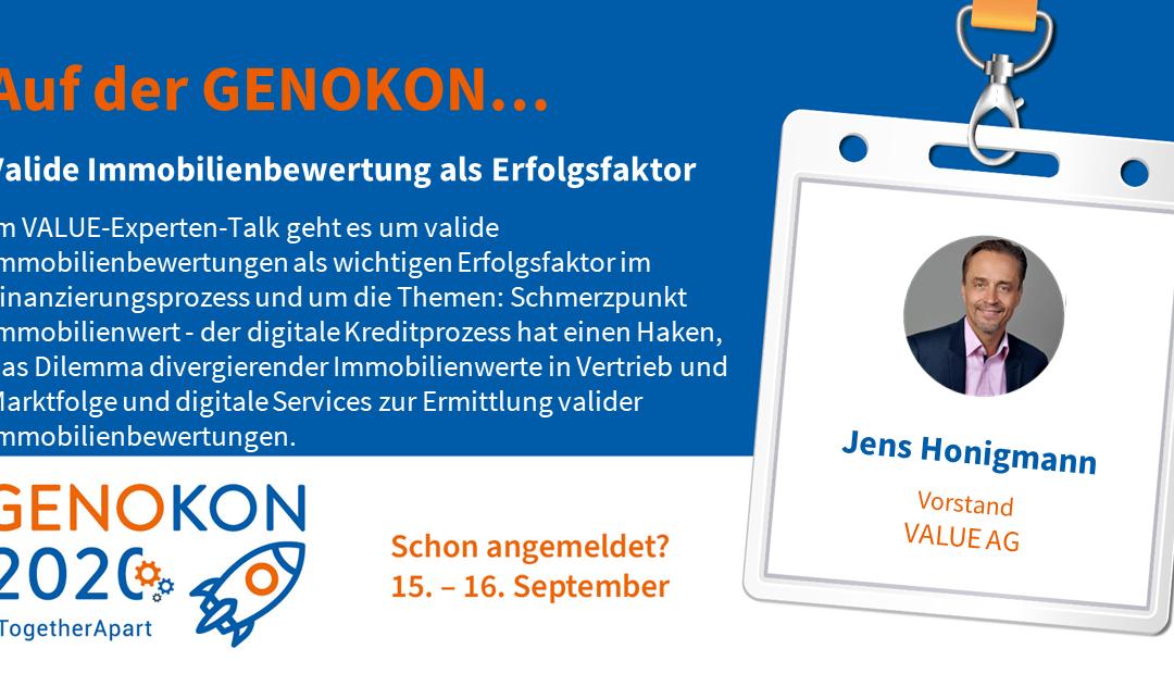 Speaker auf der GENOKON 2020: Jens Honigmann