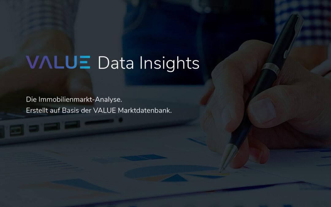Pressemitteilung: VALUE Data Insights / 1. Quartal 2021